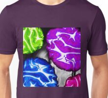 PARTY BRAIN - PART THREE Unisex T-Shirt