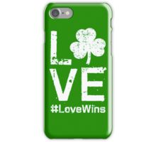 Patricks day happy iPhone Case/Skin