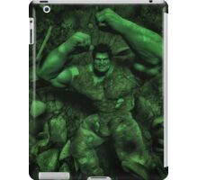 Classic Superhero  iPad Case/Skin