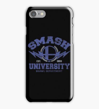 smash university iPhone Case/Skin