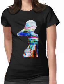 not your doll Womens Fitted T-Shirt