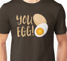 You egg (with golden egg) funny Kiwi Saying Unisex T-Shirt
