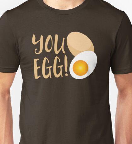 You egg (with golden egg) funny Kiwi Saying Unisex T-Shirt