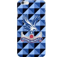 Crystal Palace football club iPhone Case/Skin