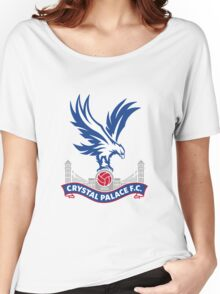 Crystal Palace football club Women's Relaxed Fit T-Shirt