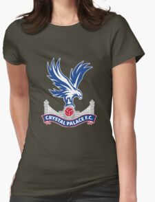 Crystal Palace football club Womens Fitted T-Shirt