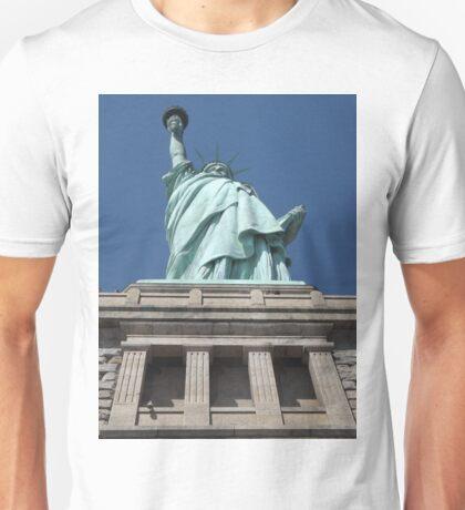 Statue of Liberty, Liberty Island Unisex T-Shirt