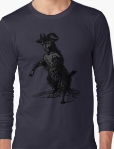 Black Phillip Long Sleeve T-Shirt
