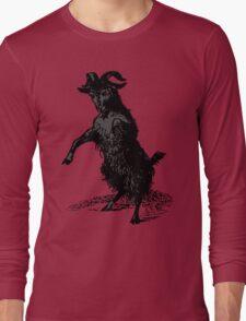 Black Phillip Long Sleeve T-Shirt