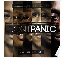 Section Boyz - Dont Panic T Shirt Poster