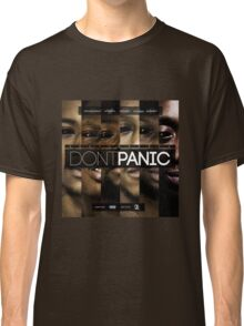 Section Boyz - Dont Panic T Shirt Classic T-Shirt