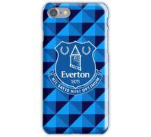 Everton football club iPhone Case/Skin