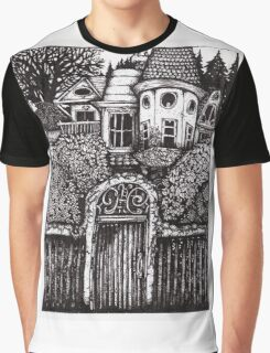 The Hidden House Graphic T-Shirt