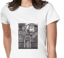 The Hidden House Womens Fitted T-Shirt