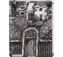 The Hidden House iPad Case/Skin