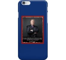 Donald Trump Wants to Make the U.S.A Great Again! iPhone Case/Skin