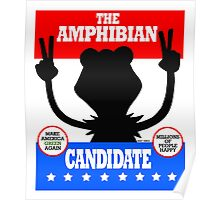 The Amphibian Candidate Poster