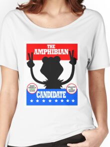 The Amphibian Candidate Women's Relaxed Fit T-Shirt