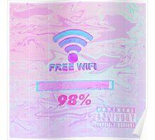 free wifi loading Poster