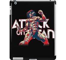 Power Poster iPad Case/Skin