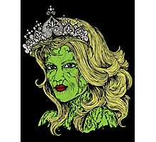 Queen of the Zombies Photographic Print