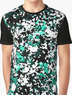 Scrambled Colors Graphic T-Shirt