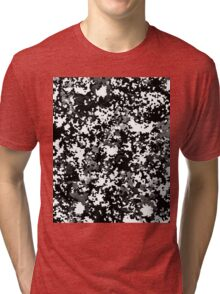 Scrambled Colors Tri-blend T-Shirt