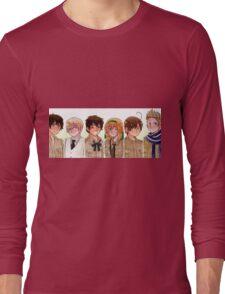 The Tomato Gang! Long Sleeve T-Shirt
