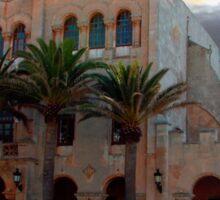 Ciutadella Town Hall II - reworked Sticker