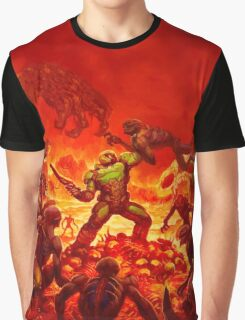 Hell Graphic T-Shirt