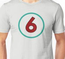 Rosberg #6 Unisex T-Shirt