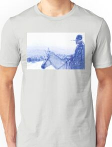 Capt. Call in a Snowstorm Unisex T-Shirt