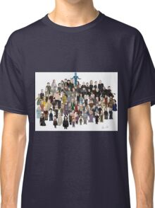 Game of Burgers - All Characters Classic T-Shirt