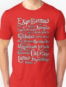 Harry Potter - Spells Unisex T-Shirt