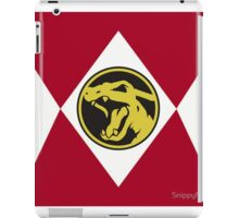 Charizard Red Ranger iPad Case/Skin
