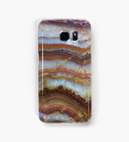 Marble Patterned Phone Case Samsung Galaxy Case/Skin