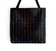 Swords - Colorful Edition Tote Bag