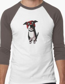 Dogpool Men's Baseball ¾ T-Shirt