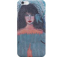 The Swam Maiden iPhone Case/Skin