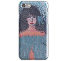The Swam Maiden iPhone Case/Skin