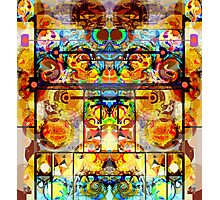 THE GREATEST PSYCHEDELIC PAINTING IN THE GALAXY Photographic Print