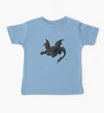 Young Dragon Baby Tee