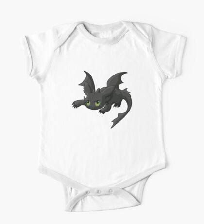 Young Dragon One Piece - Short Sleeve