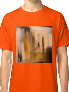 Memory - Pale Abstract 1 Classic T-Shirt