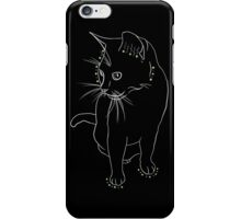 Pop Art Cat iPhone Case/Skin