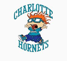Charlotte Hornets Nickelodeon Night Long Sleeve T-Shirt