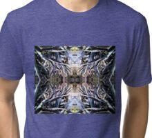 urban wild entanglement Tri-blend T-Shirt