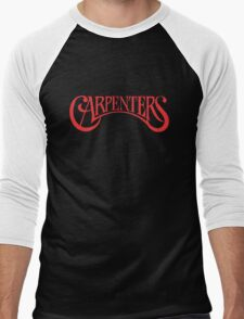 the carpenters vintage Men's Baseball ¾ T-Shirt