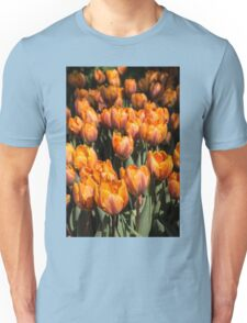 Tulips, Tulips, Tulips! Unisex T-Shirt