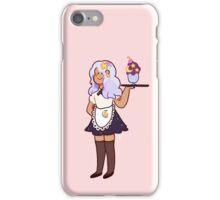 luna waitress iPhone Case/Skin
